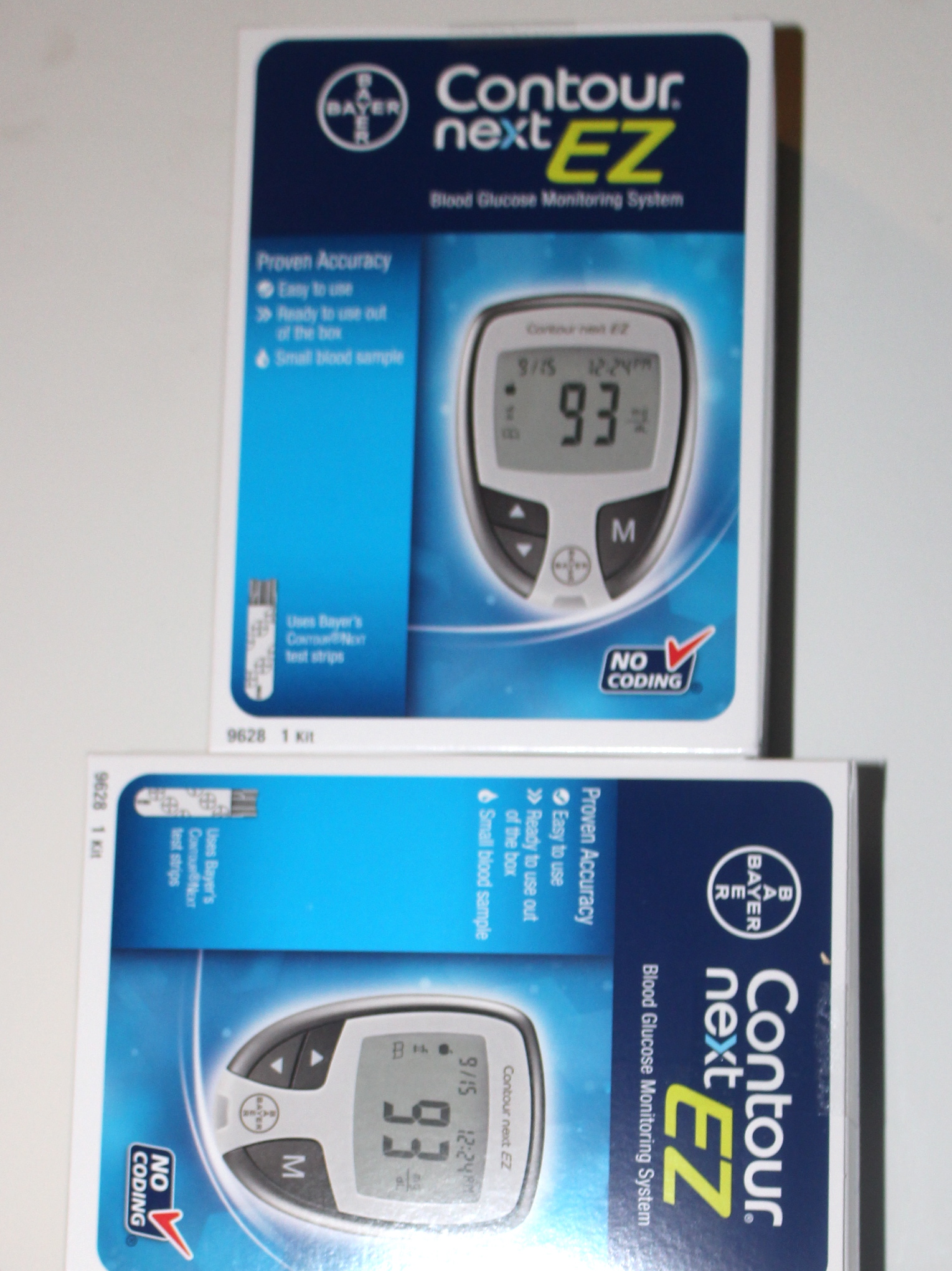 Free Blood Sugar Level Test Kit