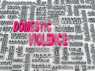OCTOBER – DOMESTIC VIOLENCE AWARENESS