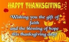 A Happy Thanksgiving to All