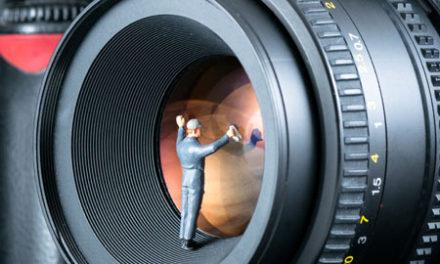 Through The Lens of a Camera