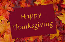 Thanksgiving Greetings To All – From ArticalMotion.com